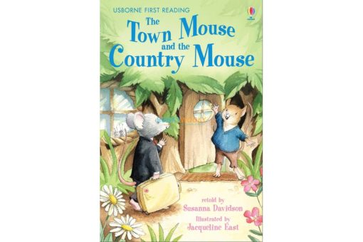 The Town Mouse and the Country Mouse 9780746091623 (1)