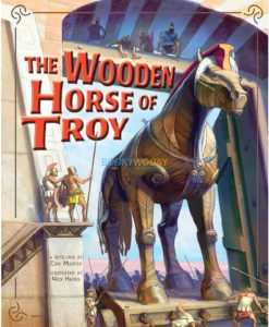 The Wooden Horse of Troy 9781406243079 (1)