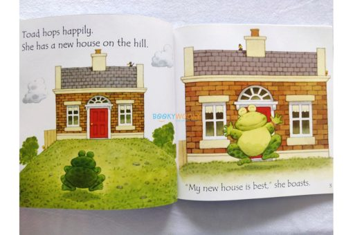 Toad Make A Road- Usborne Phonics Readers (1)