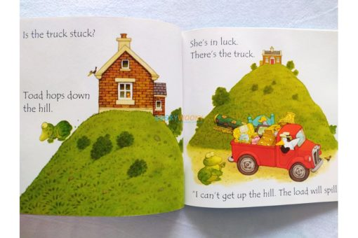 Toad Make A Road- Usborne Phonics Readers (2)