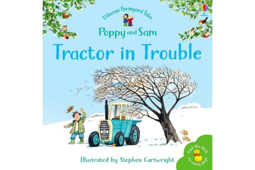 Tractor in Trouble 9780746063071 (1)
