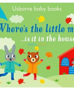 Where's the Little Mouse 9781474953719 cover