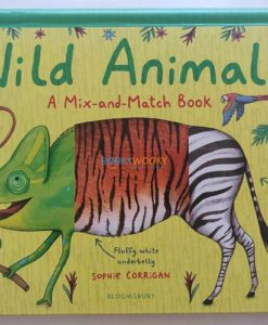 Wild Animals - A Mix and Match Book (2)