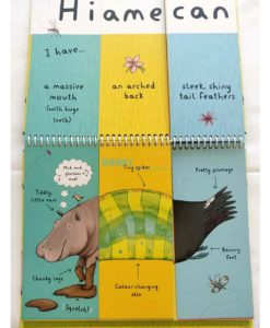 Wild Animals - A Mix and Match Book (5)