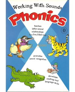 Working with Sounds Phonics 0 9788184994063 cover