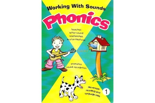 Working with Sounds Phonics 1 9788184994070 cover