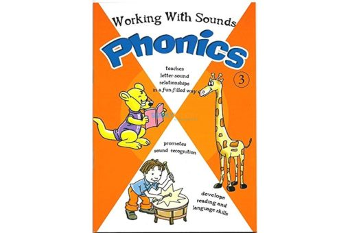 Working with Sounds Phonics 3 9788184994094 cover