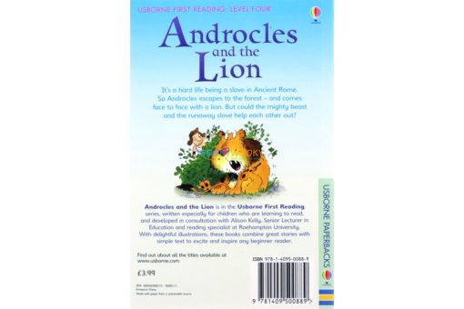 Androcles and the Lion 1