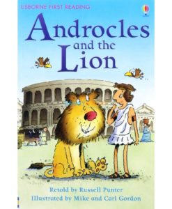 Androcles and the Lion 9781409500889 cover