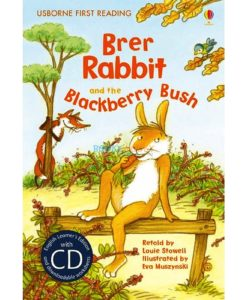 Brer Rabbit and the Blackberry Bush 9781409504412 cover