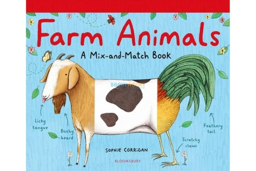 Farm Animals - A Mix and Match Book