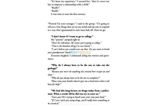 How to talk So teens will listen inside3