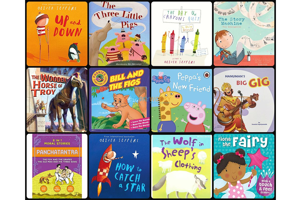 Reading Fiction Crucial For PRESCHOOLERS