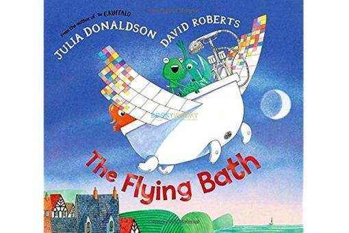 The Flying Bath Julia Donaldson 9780230742604