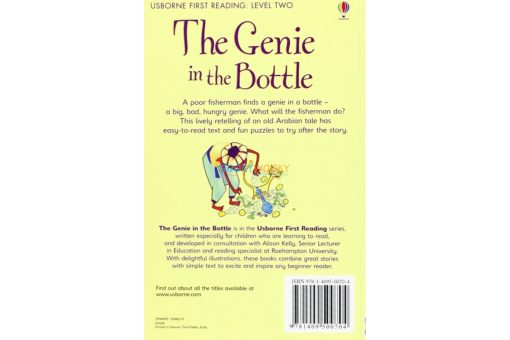The Genie in the Bottle 1