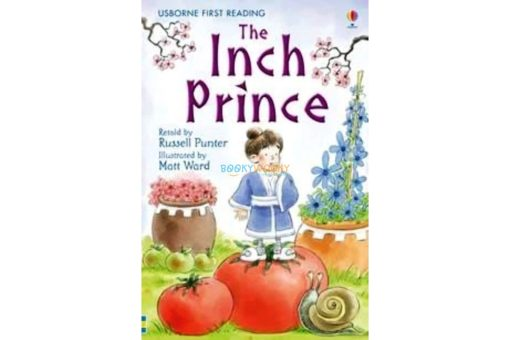 The Inch Prince 9781409503309 cover