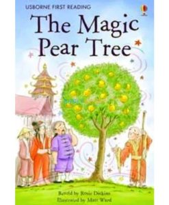 The Magic Pear Tree 9781409504535 cover