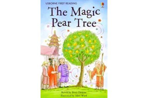 The Magic Pear Tree 9781409504535 cover