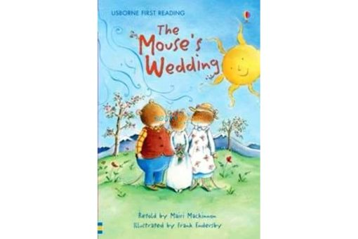 The Mouse's Wedding 9781409500650 cover