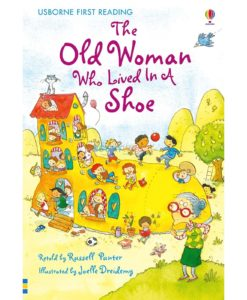 The Old Woman Who Lived in a Shoe 9781409500162 (1)