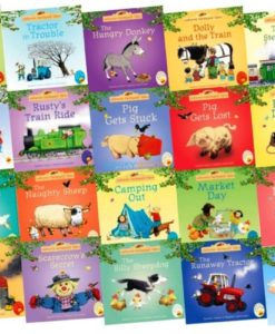 Usborne Farmyard Tales - Mini Editions2