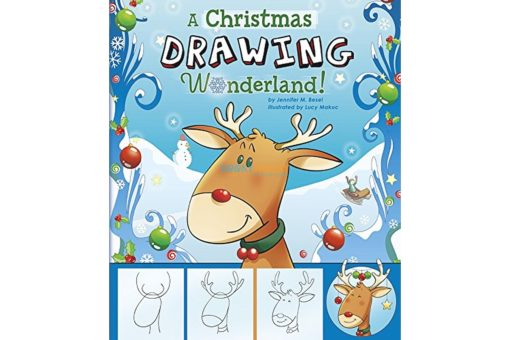 Drawing Christmas Step by Step Sketchbooks 9781782021339