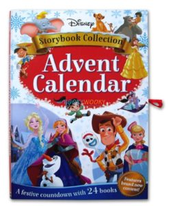 Advent Calendar Disney 2