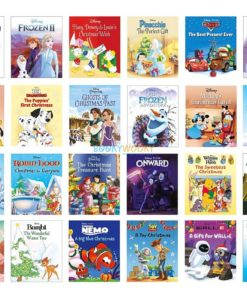 Disney Storybook Collection Advent Calendar 9781838526344 all books