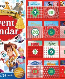 Disney Storybook Collection Advent Calendar 9781838526344 main