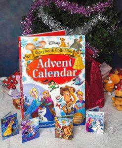 Disney Storybook Collection Advent Calendar 9781838526344 set