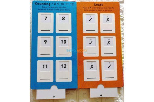 Math A Pull the Tab Book (4)