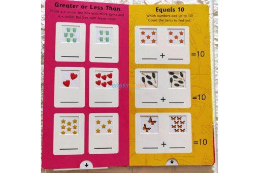 Math A Pull the Tab Book (5)