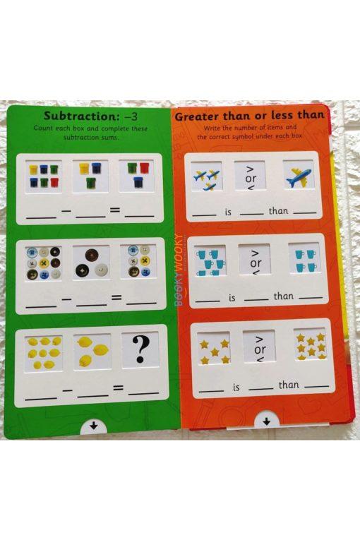 Math A Pull the Tab Book (7)