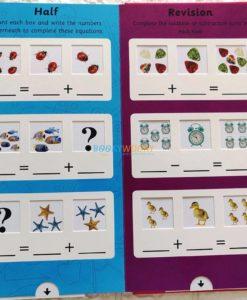 Math A Pull the Tab Book (8)