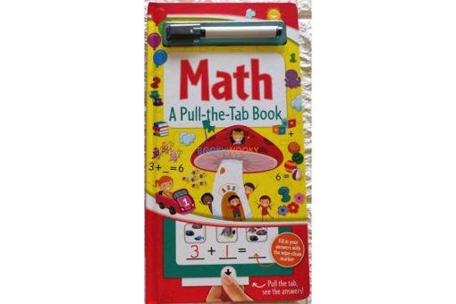 Math A Pull the Tab Book 9781488942419