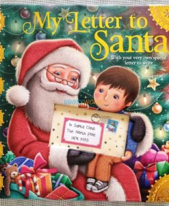 My Letter to Santa 9781785577116