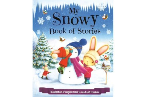 My Snowy Book of stories 9781788104357