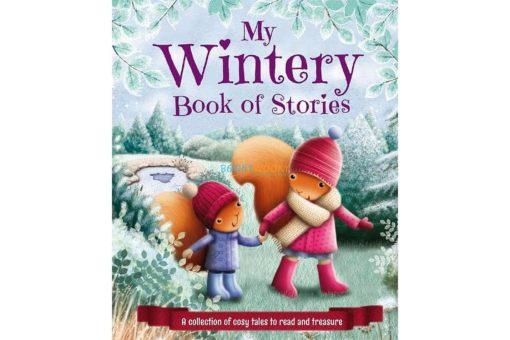 My Wintery Book of Stories 9781788104364