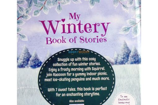 My Wintery Book of Stories 9781788104364 back cover