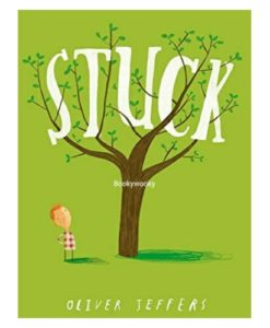 Stuck by Oliver Jeffers cover 9780007263899