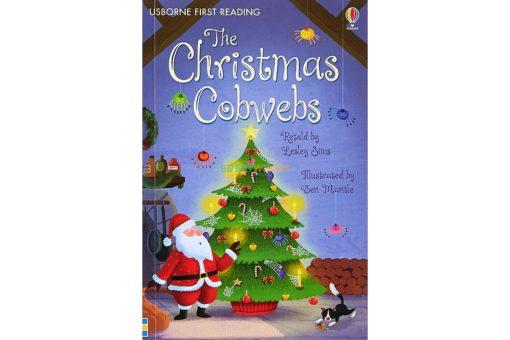 The Christmas Cobwebs - Level 2 9781474904209