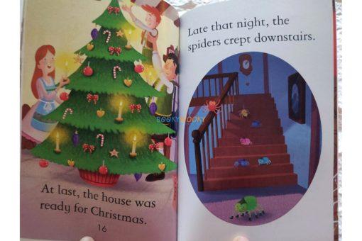 The Christmas Cobwebs - Level 2 9781474904209 inside2