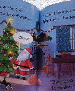 The Christmas Cobwebs - Level 2 9781474904209 inside3