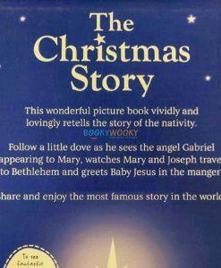 The Christmas Story 9780857347442 backcover