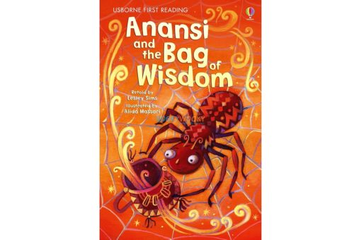ANANSI AND THE BAG OF WISDOM 9781409530916