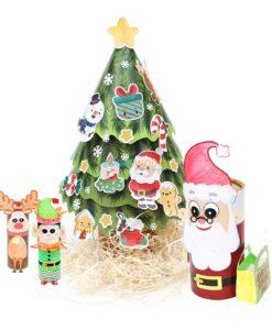 DIY Christmas Kit Ecofriendly XT1 (1)