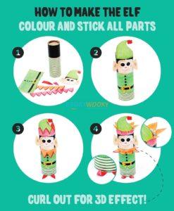 DIY Christmas Kit Ecofriendly XT1 (11)