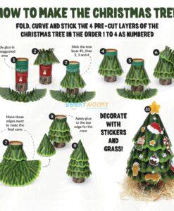 DIY Christmas Kit Ecofriendly XT1 (13)