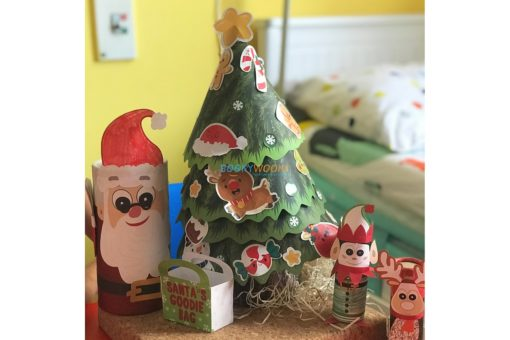 DIY Christmas Kit Ecofriendly XT1 (19)