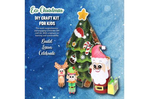 DIY Christmas Kit Ecofriendly XT1 (9)